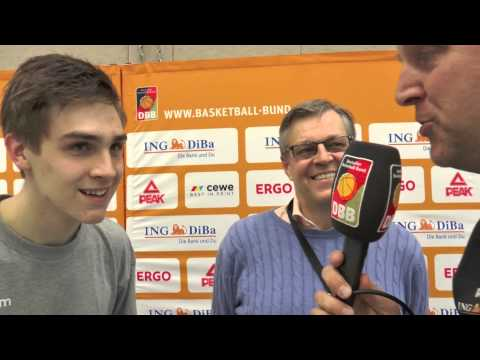 DBB-TV: Interview mit Andreas und Hans von Uthmann (SWE)