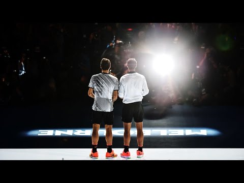 Federer vs. Nadal - Top 30 Best Points in 2017 (HD)