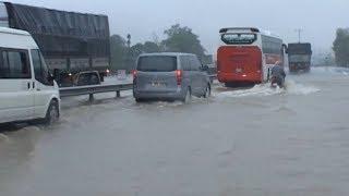 Tin Tức 24h : Thừa Thiên - Huế:  Mưa lũ tiếp tục diễn biến phức tạp, nhiều vùng ngập nặng