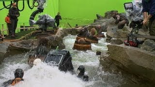 The Hobbit: The Desolation of Smaug Barrel Featurette