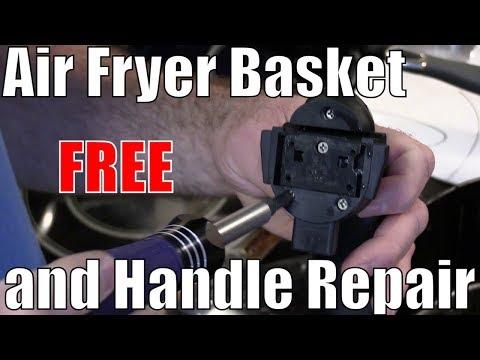 Air Fryer - Replacing element   Doovi