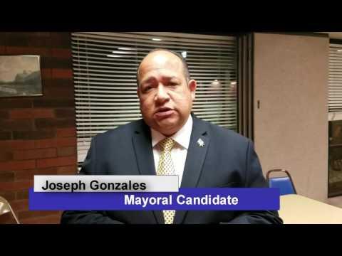 South El Monte Mayoral Candidate Joseph Gonzales
