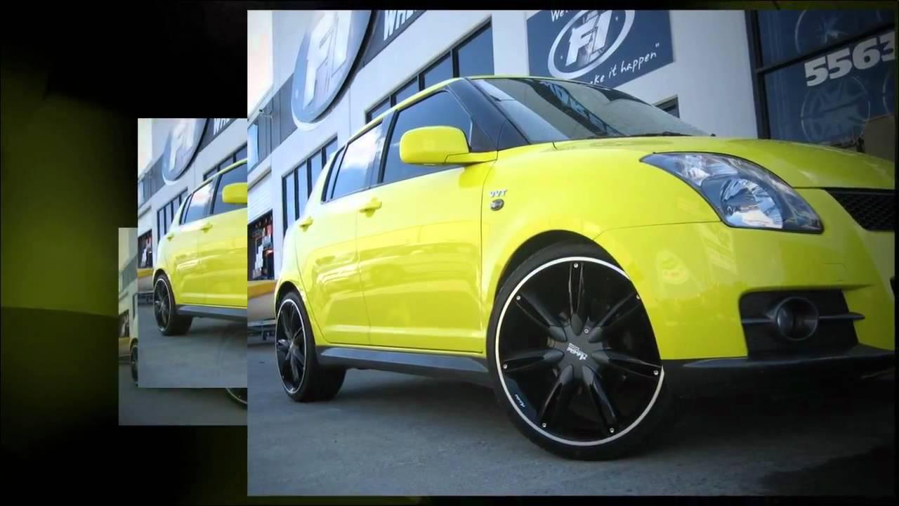 Worksheet. F1 Wheel  Tyre SUZUKI SWIFT rolling 19inch ADVANTI wheels  YouTube