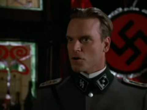 Nazi inspires alien