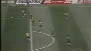 Brazil  3 -- 0  Cameroon  1994 FIFA World Cup