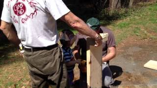 James Cullem - Building Flower Boxes