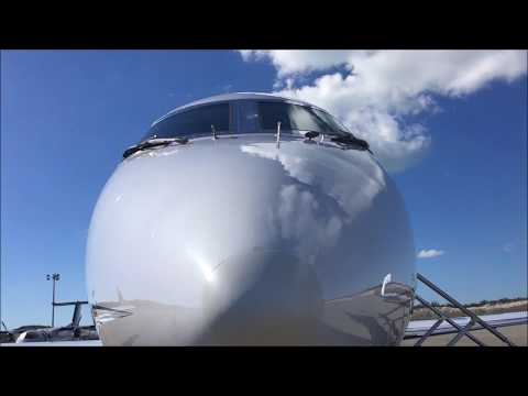 Gulfstream IV-SP Full Flight Wilmington KILG to Turks and Caicos Providenciales MBPV