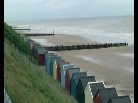 The Norfolk Coast from Sea Palling to Overstrand