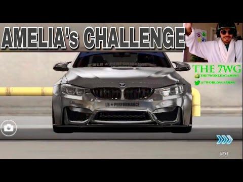 Beating Amelia's Challenge LB M4! The Tempest | CSR Racing 2