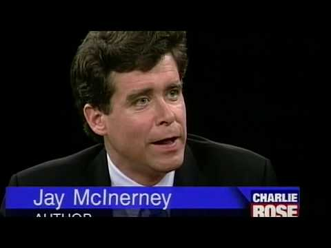 "Jay McInerney interview on ""The Last of the Savages"" (1996)"