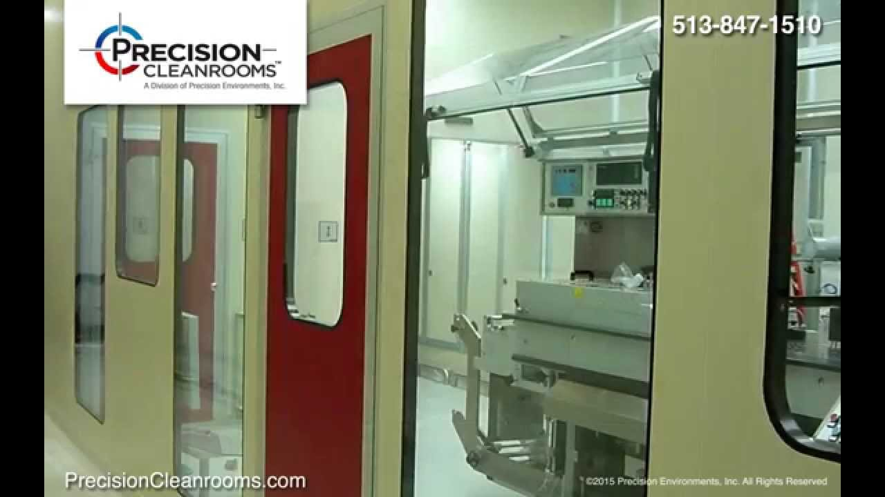 Precision Cleanrooms Pharmaceutical Cleanroom Design And