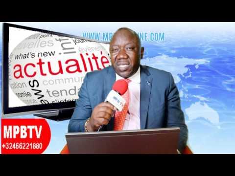 MPBTV Acualité Compliquée12.06-Kabila a Financé l'Election de Macron? Evasion à la Prison de Beni..