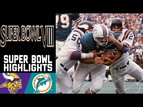 Super Bowl VIII Recap: Vikings vs. Dolphins | NFL