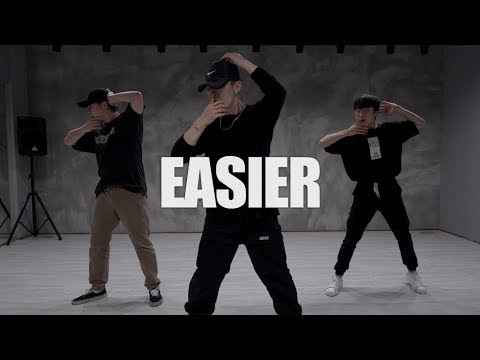 5 Seconds Of Summer - Easier / Jin.C Choreography Dance