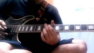 B'z Tokyo devil お肉屋のギター