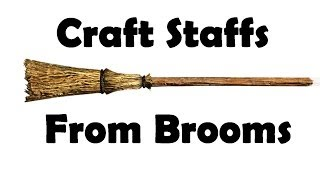 Skyrim: How to Craft your own Staves
