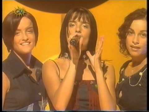 B*Witched - Jesse Hold On and Interview SMTV Live 1999