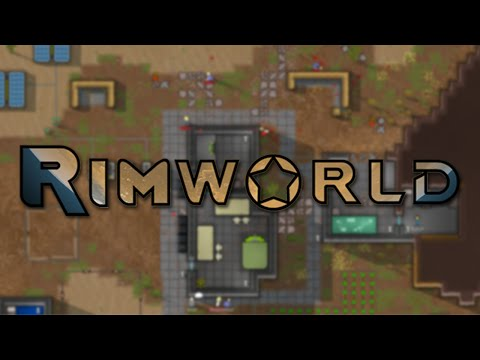 Rimworld Alpha 5 Ep 6 - A Psychic Drone Effects The Colony [Let's Play]