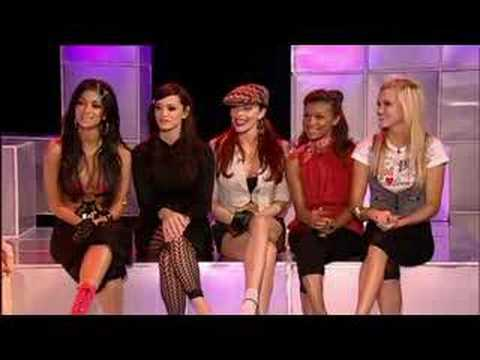 Pussycat dolls interviewed on Popworld