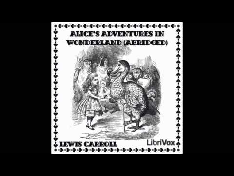Alice's Adventures in Wonderland by Lewis Carroll (Abridged, English Audio Book for Children)