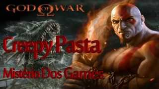 CreepyPasta God Of War ´´Não Me Deixe Morrer`` (pt-BR)