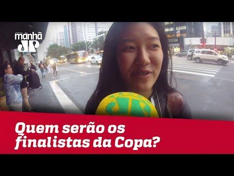 Quem Serão Os Finalistas Da Copa Do Mundo?