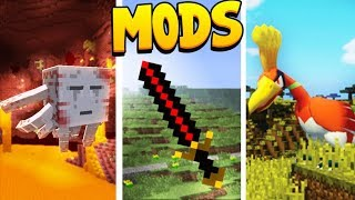 3 MODS THAT CHANGED MINECRAFT FOREVER