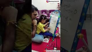 End Miss Mat Krna - Math Students 🤔 #Shorts #Youtubeshorts | Samayra Narula | Subscribe ~ Share