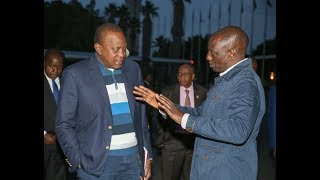 POLITICS OF BETRAYAL: Uhuru-Ruto meet over 2022 deal | Morning Express