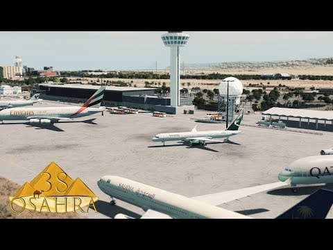 Cities Skylines: Osahra International Airport Layout #38