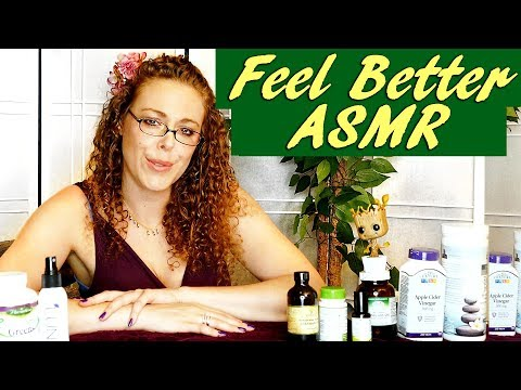 ASMR To Feel BETTER! – The Happy Healthy Health Food Store Role Play!