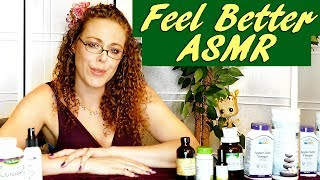 ASMR To Feel BETTER! - The Happy Healthy Health Food Store Role Play!