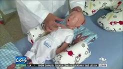 Conozca cuál es la mejor postura para que duerma un bebé