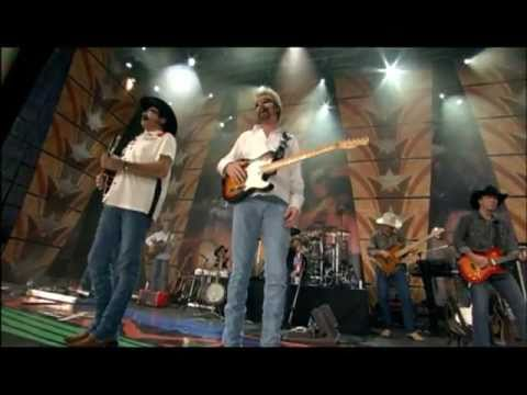 Brooks and Dunn - Red Dirt Road (Live at Farm Aid 2003)