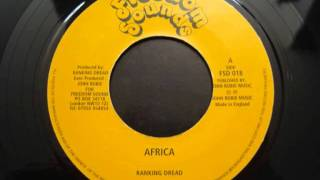 Ranking Dread - Africa