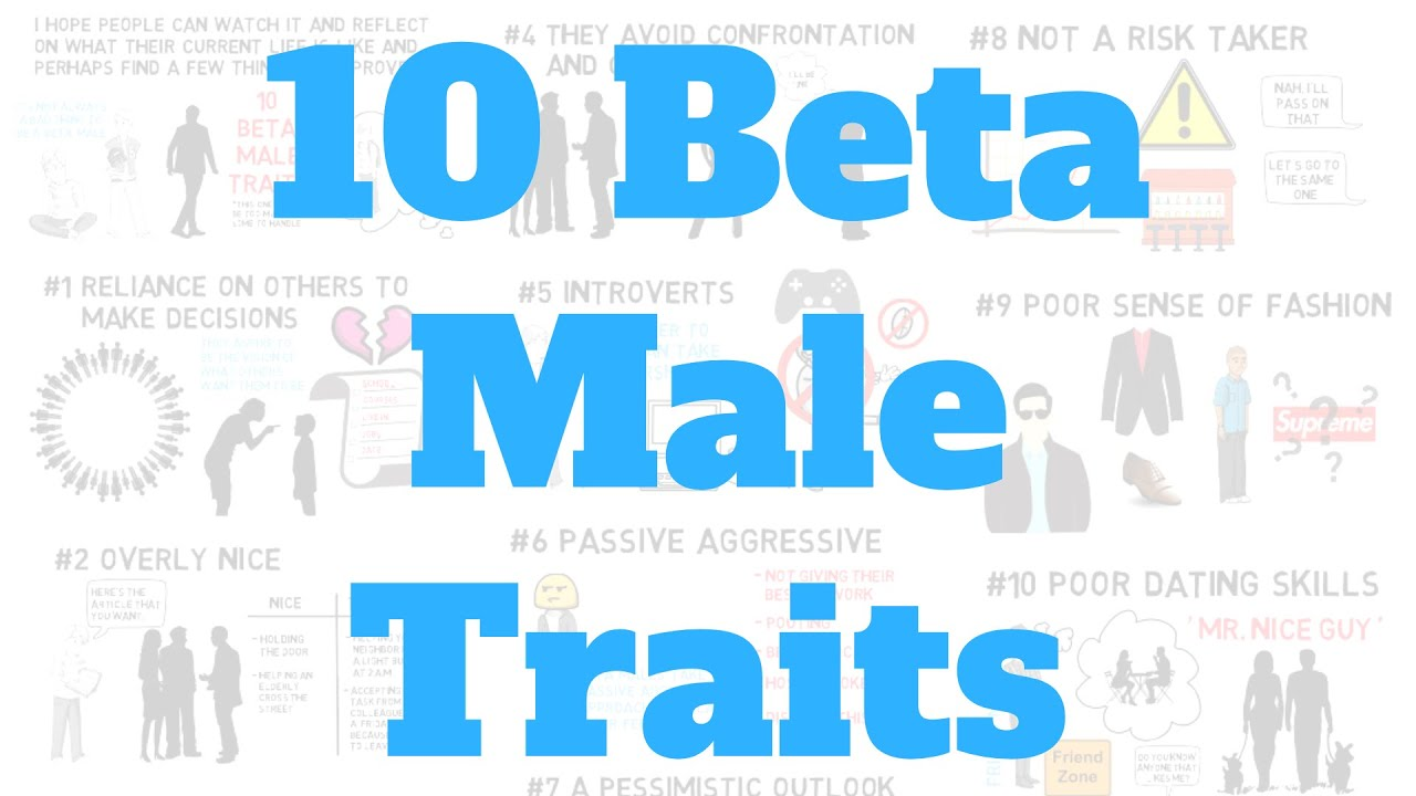 BOBBI: Are you dating a beta male