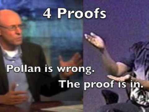 Pollan Rebuttal 2 Debunking Pollan's