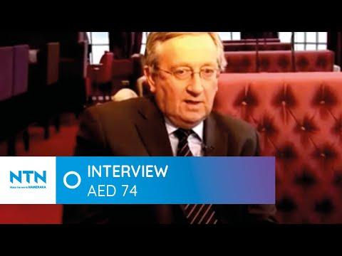 AED 74 - Interview Didier Sepulchre de Condé (SNR Roulements)