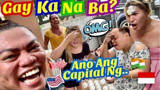 Gay Ka Na Ba ? Capital of the World | SOCIAL CLIMBERS | BRENDA MAGE