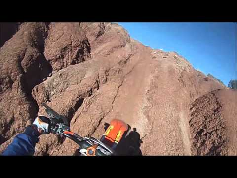 2016 Red Canyon Test Section Preview