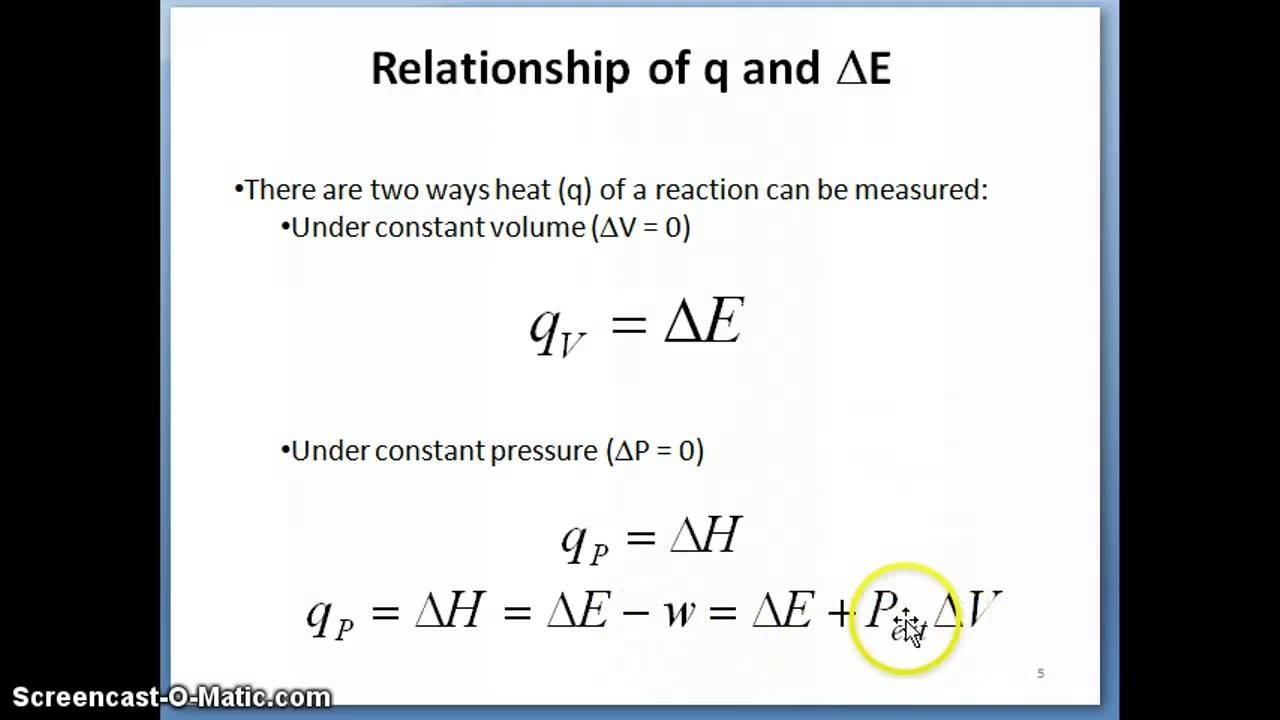 Delta h equation jennarocca for Delta s table chemistry