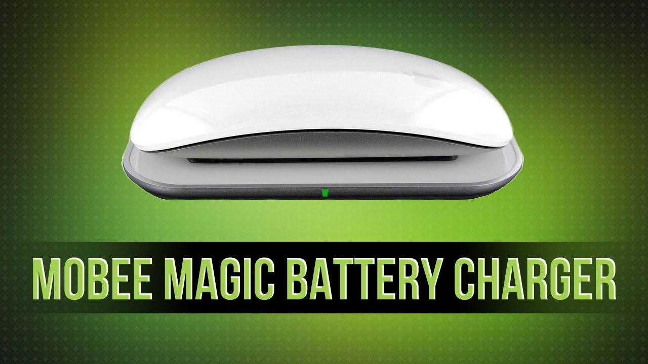 9a213b1cea2 Unboxing of Mobee Magic Charger - YouTube