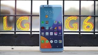 """WEEKEND con LG G6: """"WOW"""" che batteria!"""