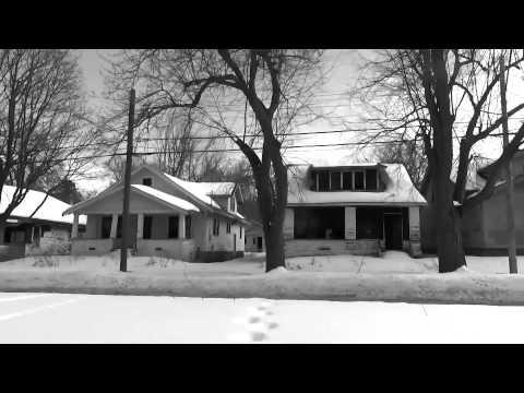 East side of Flint, Michigan March 7, 2014