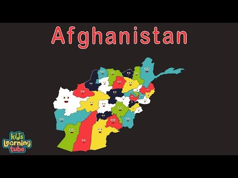 Afghanistan Geography/Afghanistan Country Geography