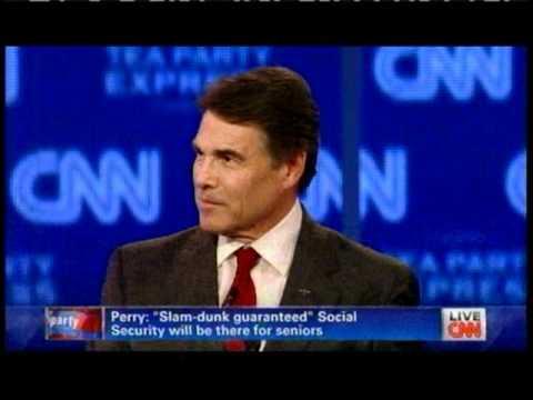 Tea Party GOP Debate, Part 1