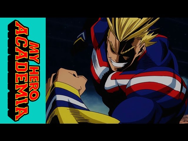 My Hero Academia trailer stream