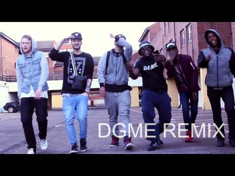 DGME - Aint on Nutting North east TS all star remix