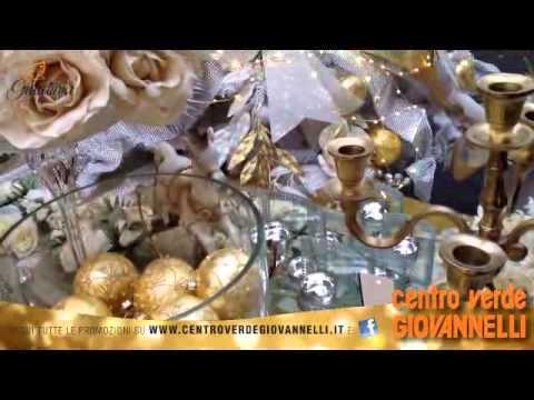 Anteprima Natale 2013 Da Centro Verde Giovannelli Youtube