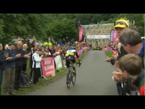 Elite Men's National Road Race Championship Great Britain 2012 - Highlights
